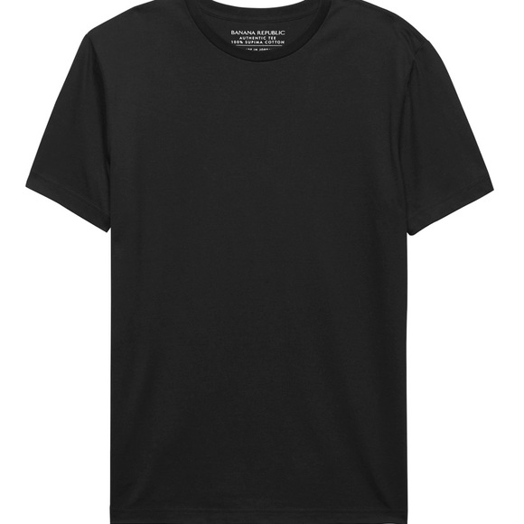 Banana Republic 100% Supima Cotton T Shirt